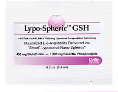 Lypo-spheric GSH offer massive health and antiaging benefits and improve and protect cell membranes. Our lowest price Livonlabs Lypo-spheric GSH offers you optimal health at fraction the cost.